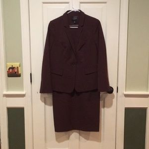 NWT  the Limited wine dress and jacket suit.